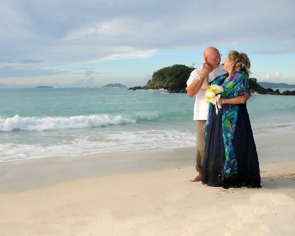 Remarry your Mate on the Beach