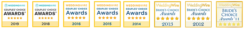 weddingwire awards