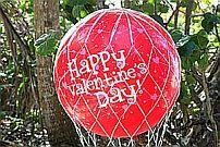 Balloon Happy Valentines Day