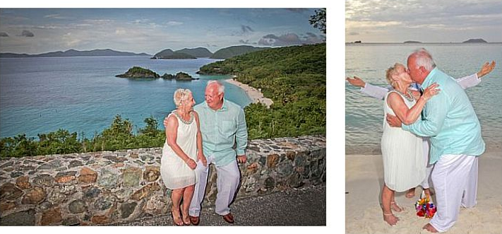 Remarry Your Mate in the Caribbean